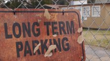 long term parking lot