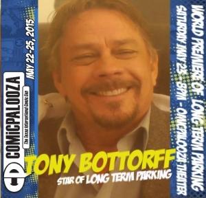 ComicPalooza Tony Bottorff